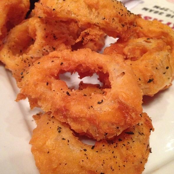 Onion Rings @ 25 Degrees @  Pullman Bangkok Hotel G
