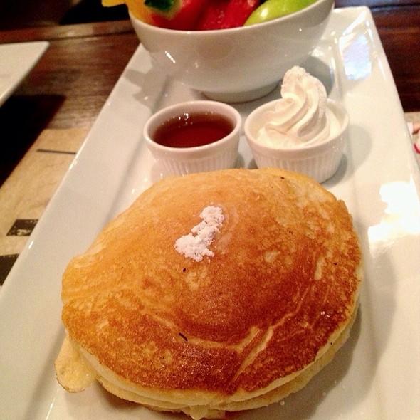 pancakes @ 25 Degrees @  Pullman Bangkok Hotel G