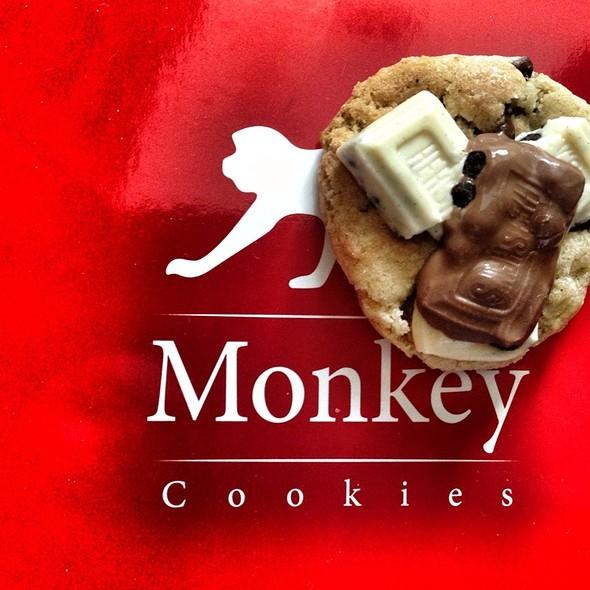 Hersheys Cookies @ Monkey Cookies