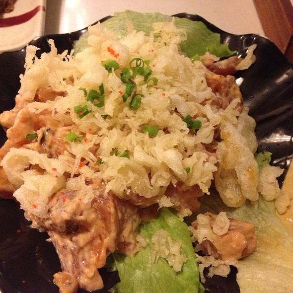 Spicy Tuna Salad @ Omakase