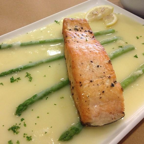 Salmon @ AK (Angel's Kitchen) Bistro