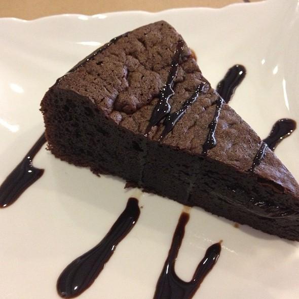 Chocolate Lava Cake @ AK (Angel's Kitchen) Bistro