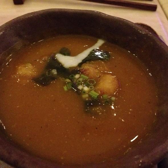 Kabocha Soup @ Geisha Modern Japanese Cuisine