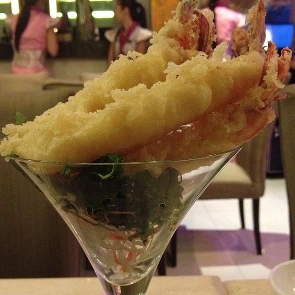 Tempura @ Geisha Modern Japanese Cuisine
