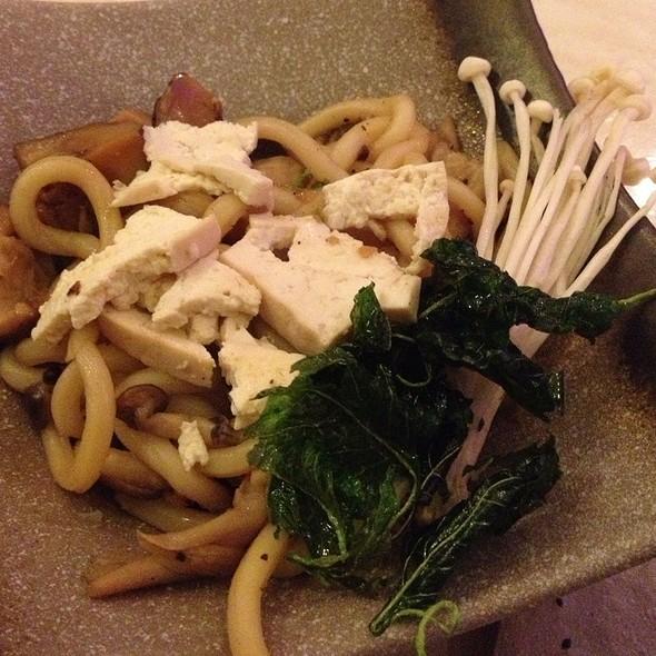 Quattro Udon @ Geisha Modern Japanese Cuisine