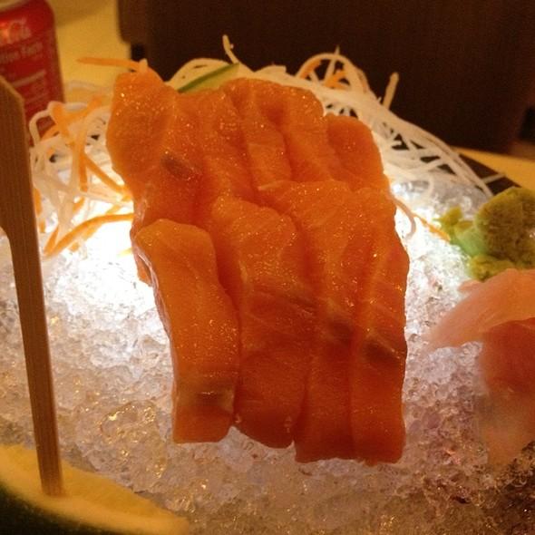 Sashimi @ Geisha Modern Japanese Cuisine