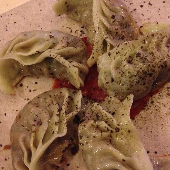 Vegetable Gyoza @ Geisha Modern Japanese Cuisine