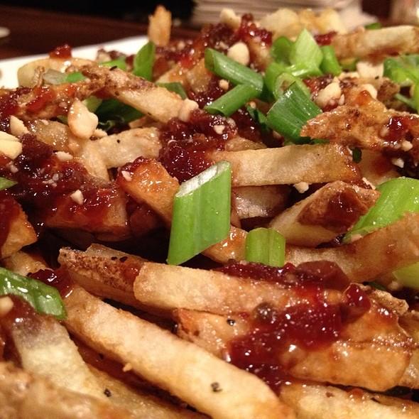 Pad Thai Fries @ The Crowbar & Grill