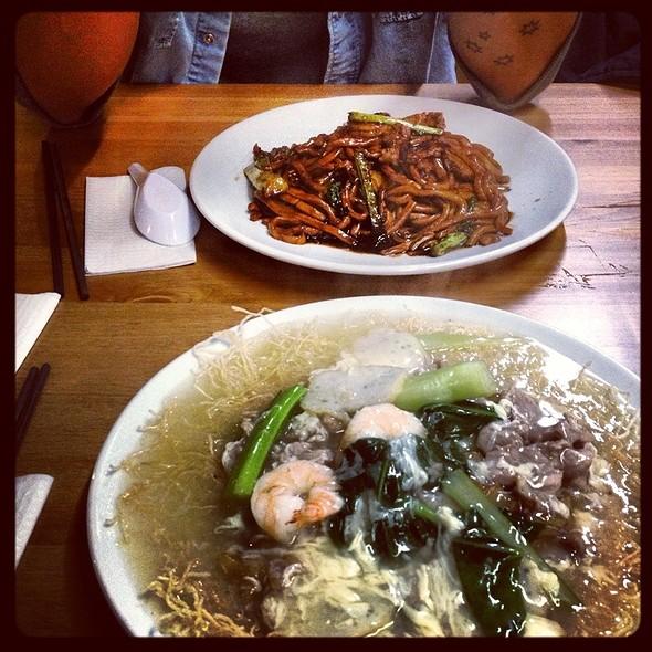 Hokkien Noodle @ Malaysian Delight