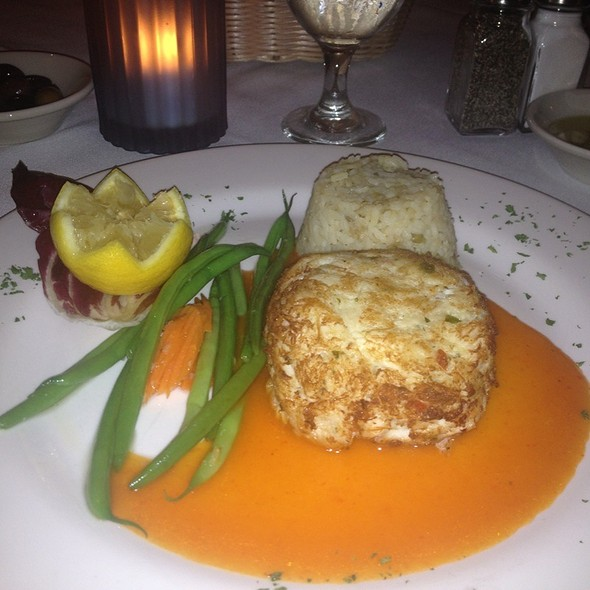 Maryland Crab Cake - Logan Inn, New Hope, PA