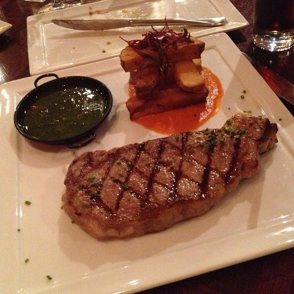 NY Steak - Ole Tapas Lounge & Restaurant, Newark, DE