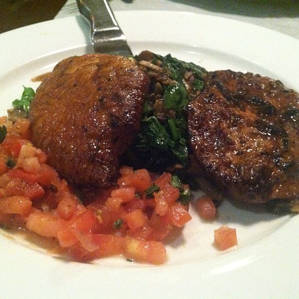 Balsamic Chicken - Fanatico Italian Bistro, Jericho, NY