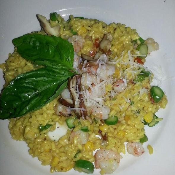 07/23 - Gulf Shrimp Risotto - Paolo's Ristorante - Georgetown, Washington, DC