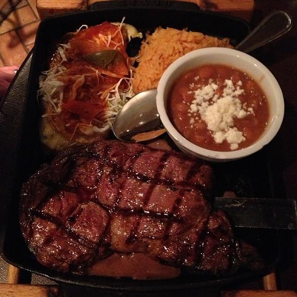 carne asada @ Taco Rosa
