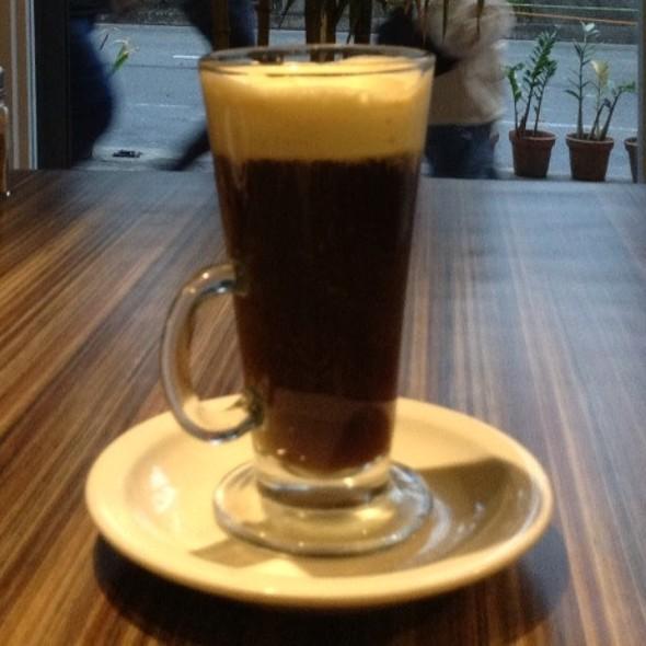 Hazelnut Coffee @ Vizco's