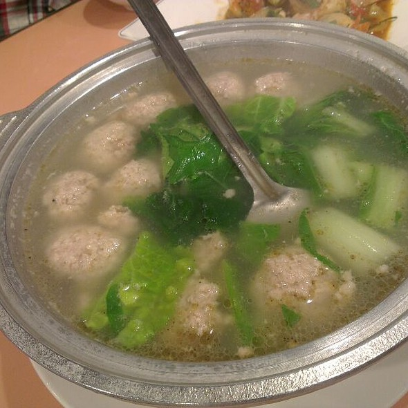 Meatball Soup In Yunan Style @ 麗江