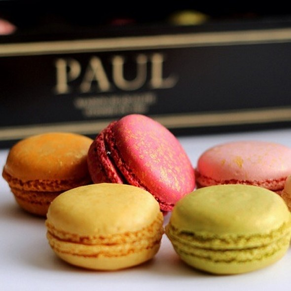 Macarons @ Paul, Covent Garden