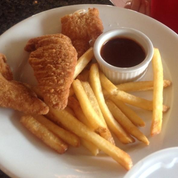 Kid's Chicken Fingers & Fries - Mitchell's Fish Market - Winter Park, Winter Park, FL