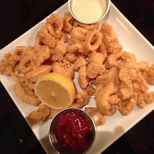 Calamari Friti - Daily Grill - Houston Westin Hotel, Houston, TX