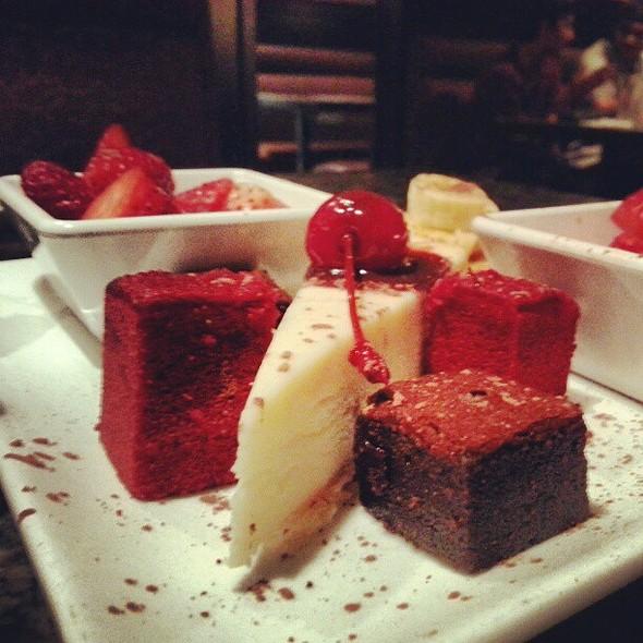 Love fondue! @ The Melting Pot