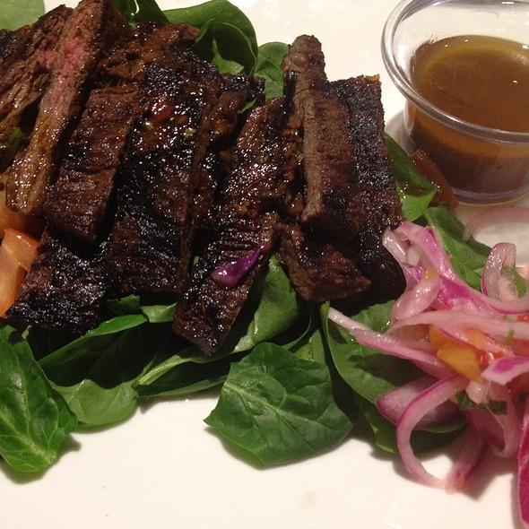 Hangar Steak @ Nazca Kitchen