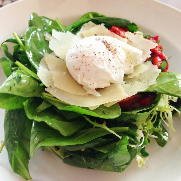 Warm Salad - Restaurant Lemeac, Montréal, QC