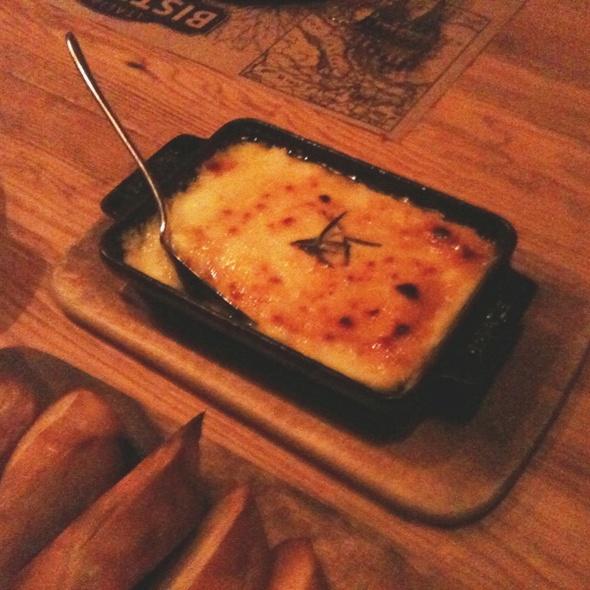 Cheese Fondue @ Bistecca Italian Steak House