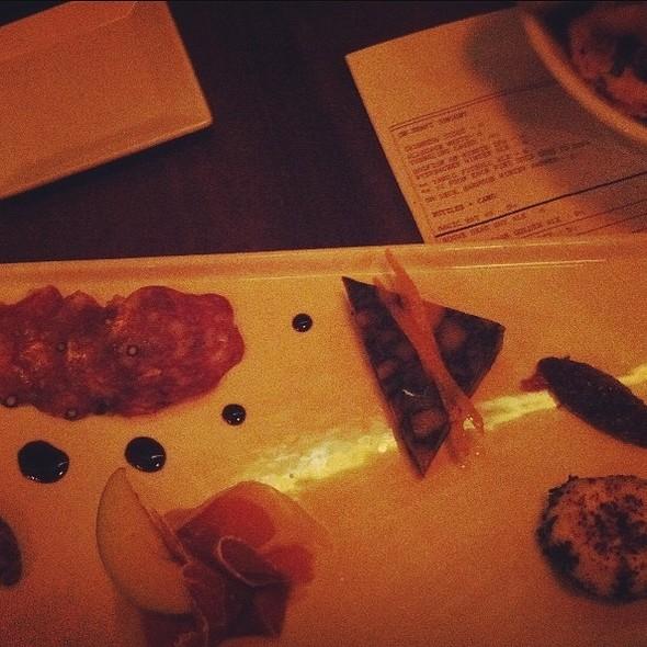 Cheese and charcuterie plate - Serrano, Philadelphia, PA
