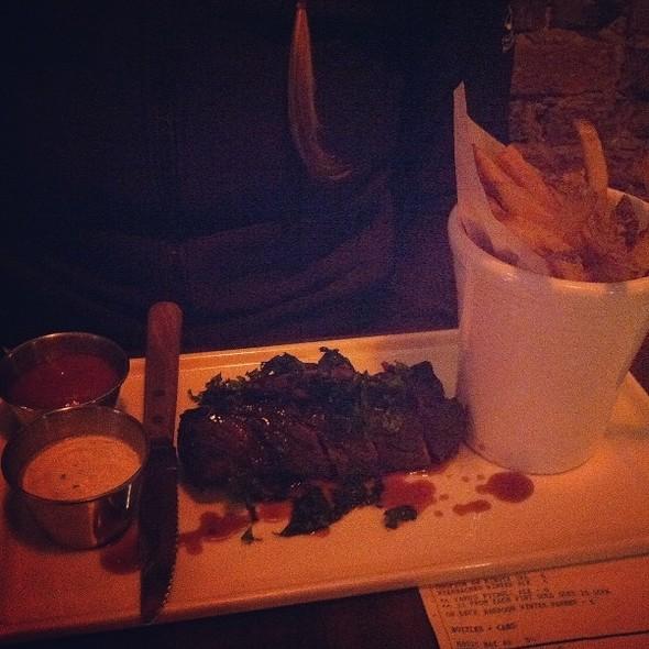 Steak Frites - Serrano, Philadelphia, PA