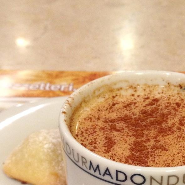 Mozaik Cafe Menu