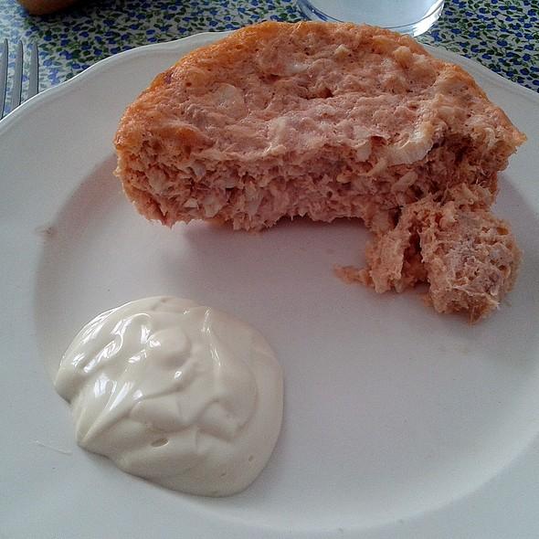 Hake pudding @ Churchilita solita