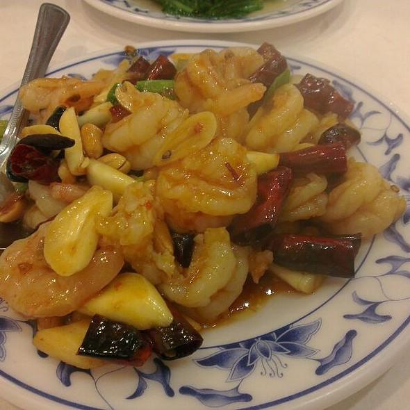 Kung Pao Shrimps @ 富馨園麵食館