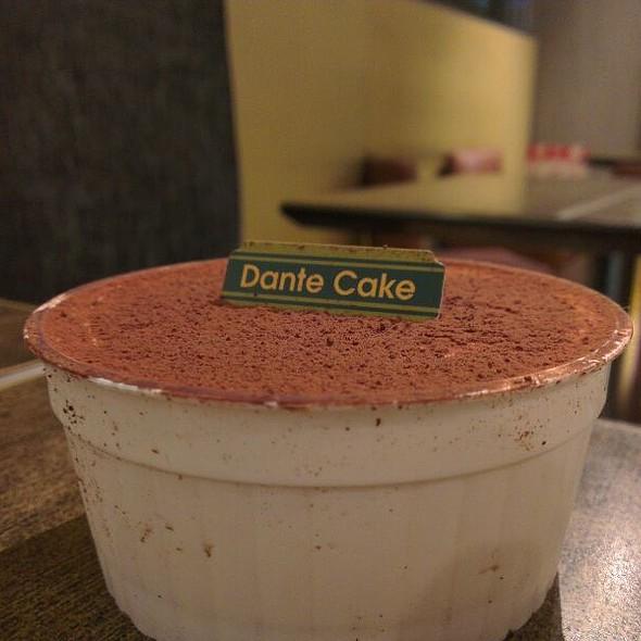 Tiramisu @ Dante Cafe