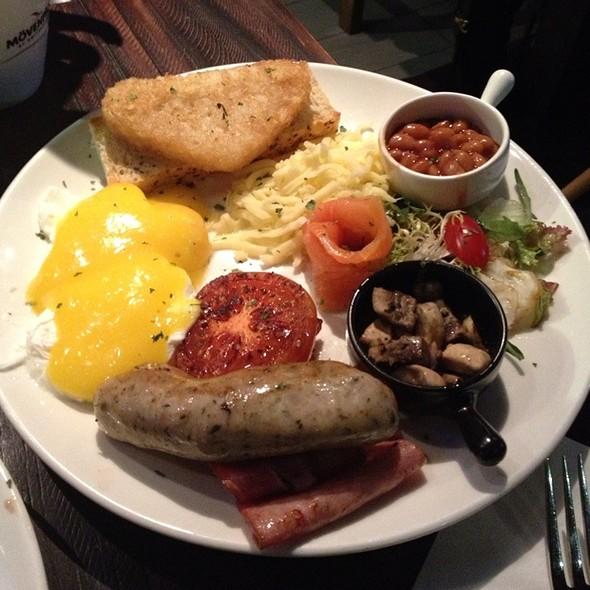 All Day Big Breakfast @ Bricklane