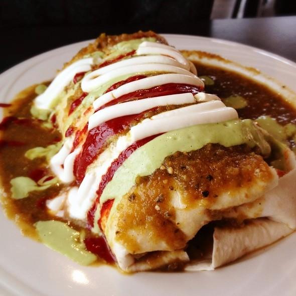 Breakfast Burrito - The Lobby - Denver, Denver, CO