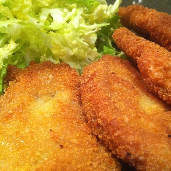 Pork Fillet Katsu @ Home