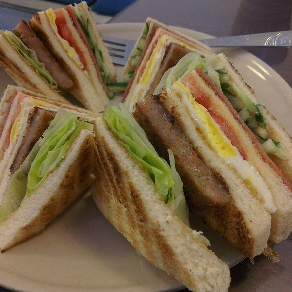 Sandwich @ JimsBurger
