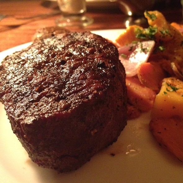 Filet Mignon - The Metropolitan Grill, Seattle, WA