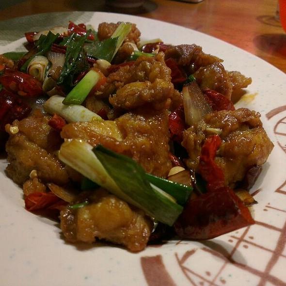 Kung Pao Chicken @ 胖子小吃部
