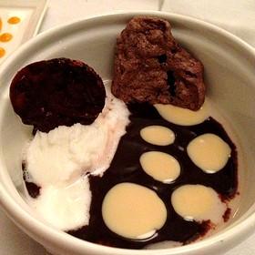 Liquid Chocolate Cake - Lilac, Billings, MT