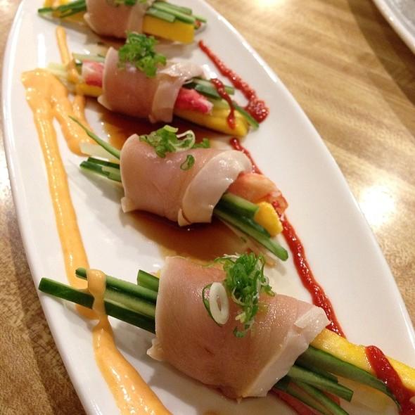 White Tuna Secrets - Sushi Ichimoto, Hayward, CA