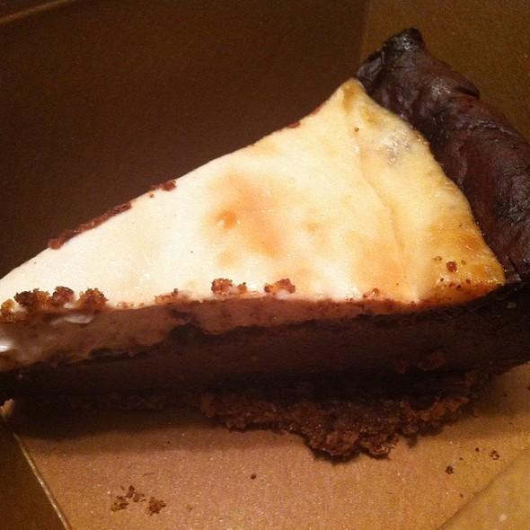 Chocolate Cheesecake @ Spiral Diner & Bakery