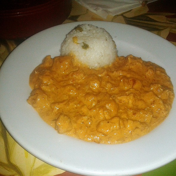 Pollo Chipotle @ El Chaparrito