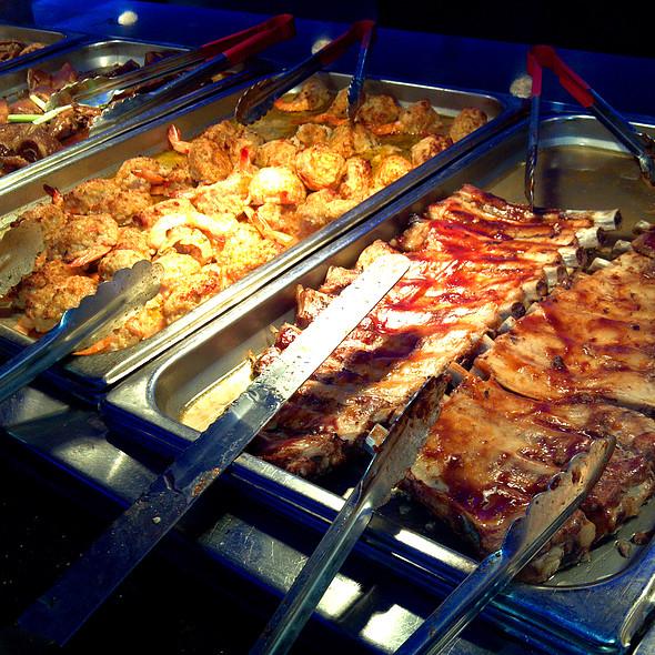 Additional Buffet Food at Teppanyaki Grill @ Teppanyaki Grill & Supreme Buffet