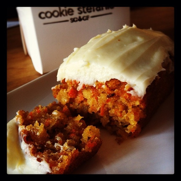 Best Carrot Cake Montreal