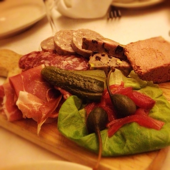Charcuterie plate - Brasserie Jo - Boston, Boston, MA