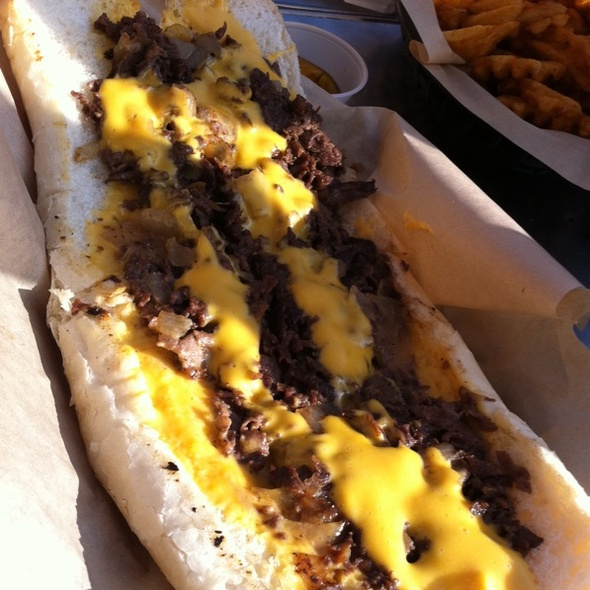 Classic Philly Cheesesteak @ Phat Philly