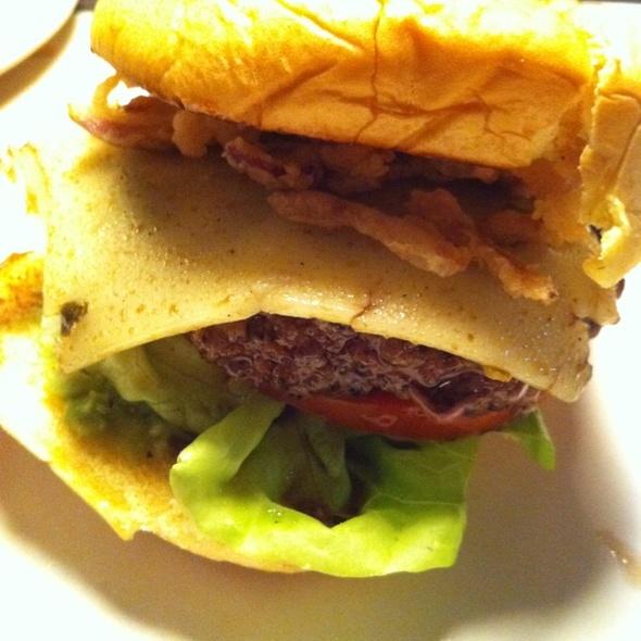 Mercer Burger @ Mercer Kitchen