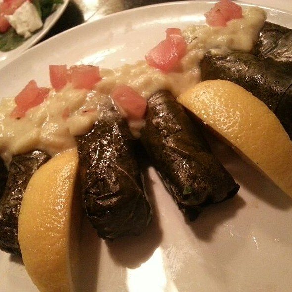 Dolmades Avgolemono - Mad Greek, Cleveland Heights, OH