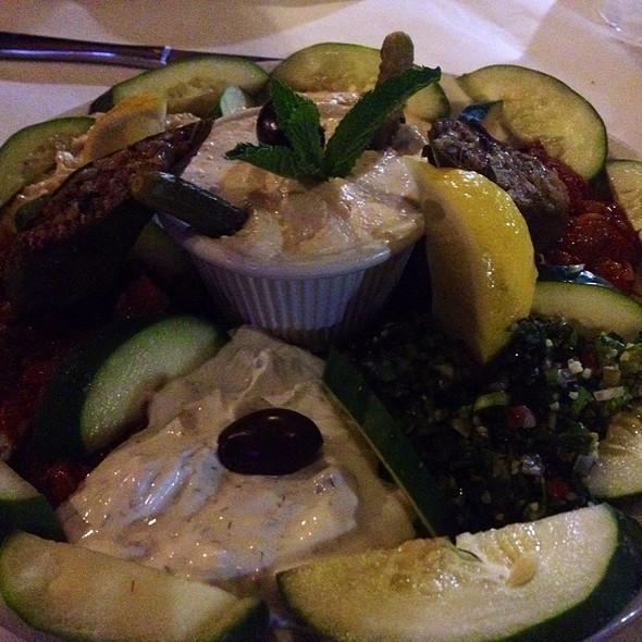 Karisik Mezel (Mixed Appetizer) - Bosphorous Turkish Cuisine - Orlando, Orlando, FL